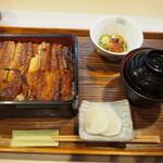 うなぎの季屋 - 料理写真:鰻重 特上