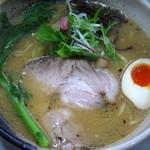 麺屋 和 - 咲くサク春みそ(2011年版)