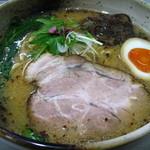麺屋 和 - 咲くサク春みそ(2012年版)
