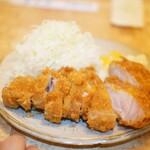 とんかつ江戸家 - 料理写真:ロースかつ