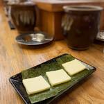 立呑み 龍馬 - のりチーズ