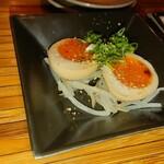 麺や 一福 - 煮卵