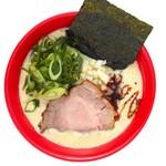 麺道 しゅはり - 料理写真:風神とんこつ