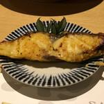 酒湊 - 銀ヒラス西京焼き