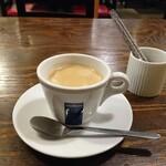 イタリア食堂 Ciao!! - セットのコーヒー