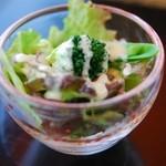 いお - 料理写真:サラダ