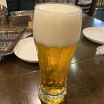 サパナ - 生ビール