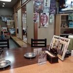 立川 増田屋 - 内観