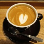 COFFEE VALLEY - ダブルのマッキャート(アップ)
