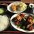 悦悦飯店 - 料理写真:【黒酢鶏定食 780円】