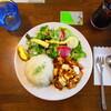 エレファントカフェ - 料理写真:【2020年3月11日】『チキンプレート』。