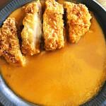 Darjeeling Spice - おつまみカツカレー(ライスなし)