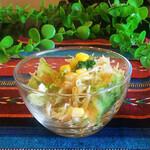 Darjeeling Spice - 全てのカレーにミニサラダをサービスしております