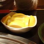 POGI - 大量のレモン