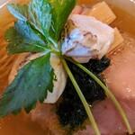 寿製麺よしかわ - 芳醇真鯛そば
