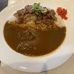 カレーハウスエル - 料理写真:和牛スジ焼きカレー980円税込み
