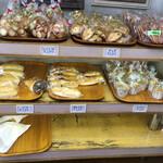 二葉屋 - いろんなパンたち  その1