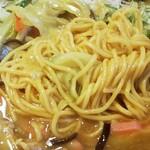 白馬童子 - 麺