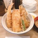 Tempurasakaba agarushouten - お得天丼 650円
