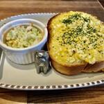 江古田珈琲焙煎所 - たまごトースト