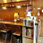 江古田珈琲焙煎所 - 小さくてかわいい店