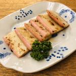しゃけスタンド - カマボコバター(390円)