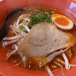 麺屋 あおい - 葵紅ラーメン