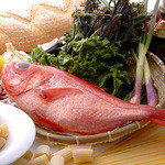 トラットリア・フランチェスカ - 三浦の地野菜と相模湾の取れたて鮮魚