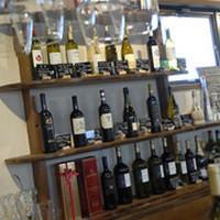 トラットリア・フランチェスカ - お店が提案する魅力的なワインの数々
