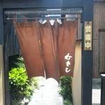 12722129 - 粋な暖簾が風に揺らめく(*_*)