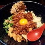 つけ麺 繁田 - 料理写真:まぜそば大盛