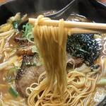 ラーメンハウス - 麺リフト