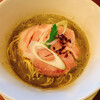 chuukasobamassaki - 料理写真:煮干しそば ¥850