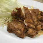 127224660 - 若鶏のバター炒め580円