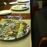 サカナザ・マエダ - 飾り皿が素敵♡