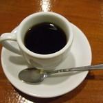 洋食のみかさ - コーヒー