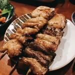美味ぇ津゛ - シロ  タレ    1本280円