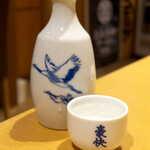 土佐清水ワールド - 飲み放題に含まれる土佐の日本酒は5種類。もちろん全ていただきました♪