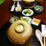 山本屋総本家 - えび天  味噌煮込みうどん  一半鍋  1890円