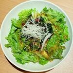 松阪牛 田じま - サラダ