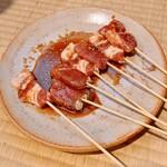 猪料理 やまおく - 2020.3.7 イノブタ