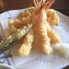 三喜 - 料理写真:小さいけど真面目なエビ天です(2020.03.現在)