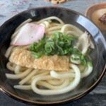 高柳食堂 - 料理写真:うどん