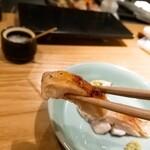 焼酉 川島 - 地鶏のたたき