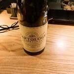 焼酉 川島 - 白ワイン