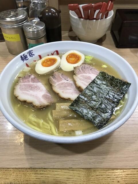 麺家 いし川 - 特製ら〜麺