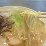 なみへい - ストレート細麺