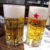 とりきん - ドリンク写真:生ビール_500円×2