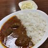 DAWAT cafe - 料理写真:マトンカリー 900円