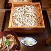 そばや玄 - 料理写真:『鴨せいろ+かさね』様(1200円+200円)